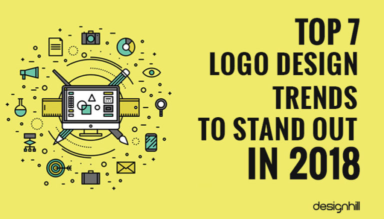 7 logo design trends to stand out in 2018