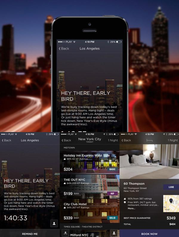 Mobile App Design3