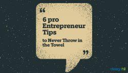 pro Entrepreneur Tips