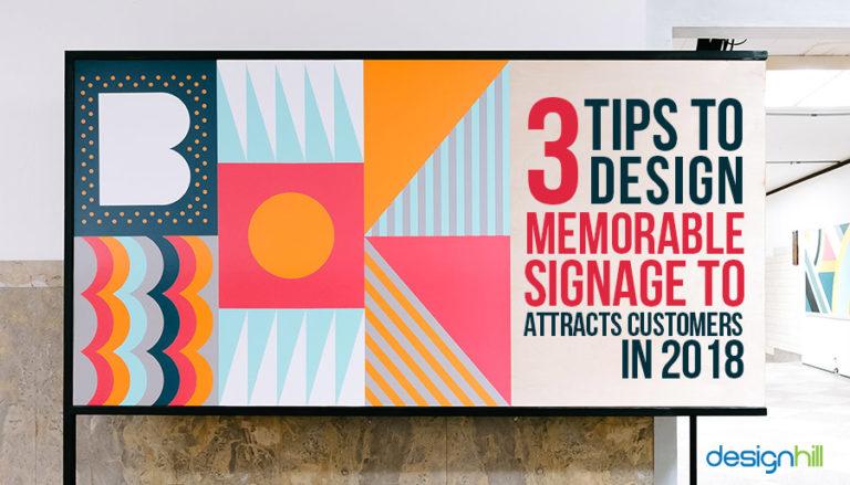 Memorable Signage