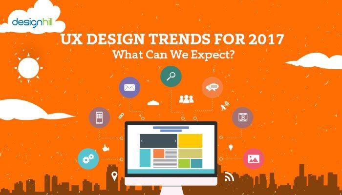 UX design trends for 2017