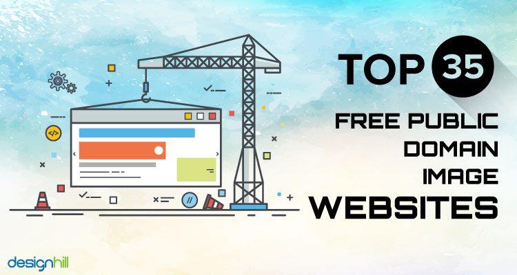 Top 35 free public domain image websites