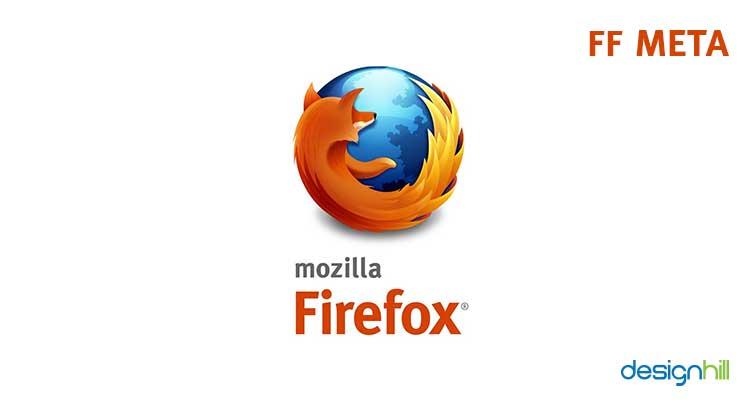 FF Meta logo font