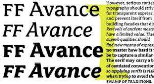 FF Avance
