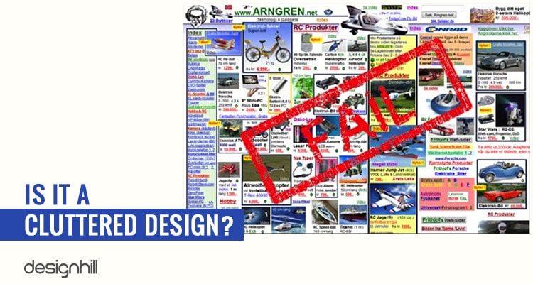 Cluttered Design
