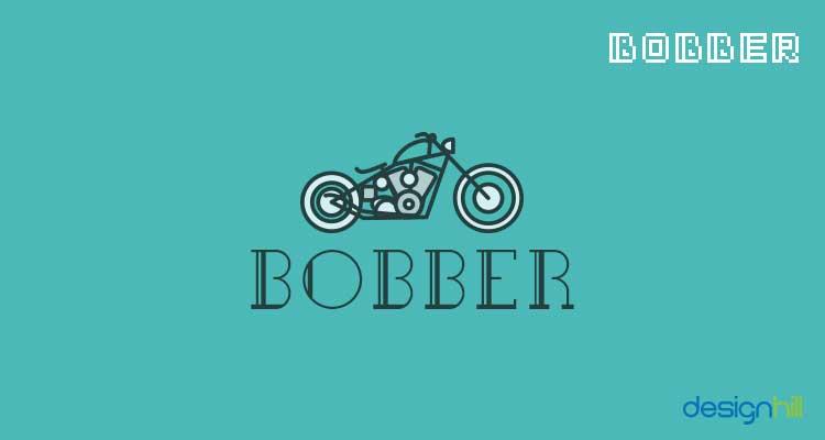 Bobber logo font