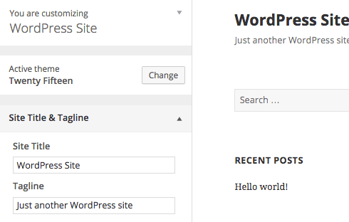 1. JUST ANOTHER WEBPRESS SITE