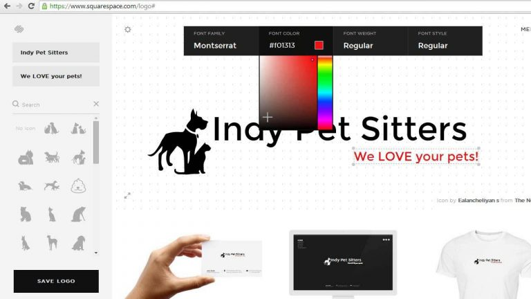 Graphicsprings If You Want To Create A Custom Logo For Your Brand Then This Site Is An Ideal Place Graphicspring S Creator Offers Wide Range