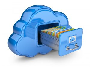 power of the cloud system