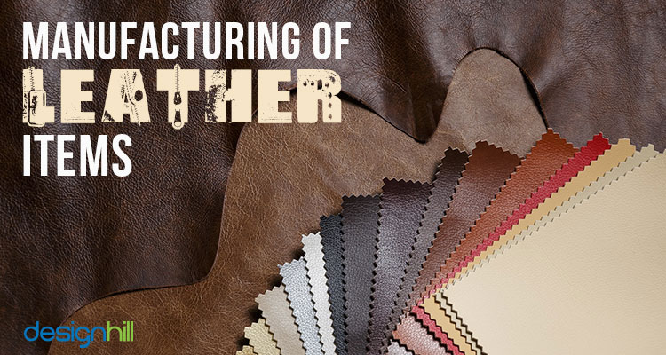 Manufacturing Of Leather Items