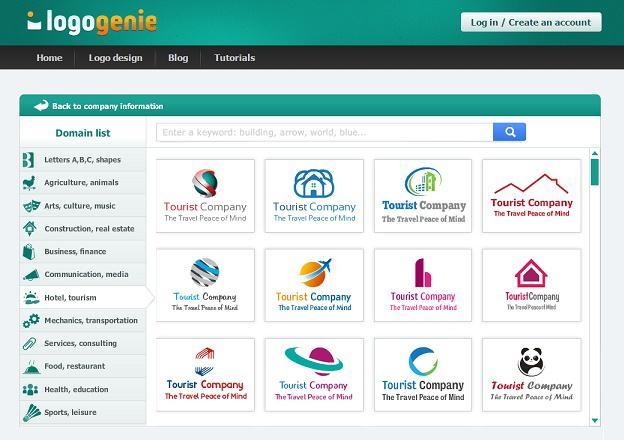 Logo Genie