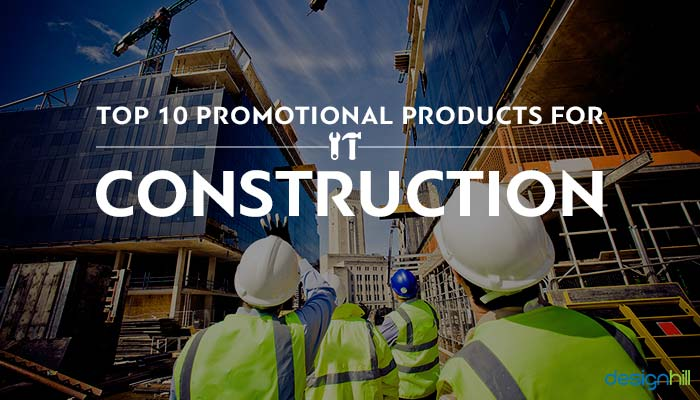 promotional products for Construction