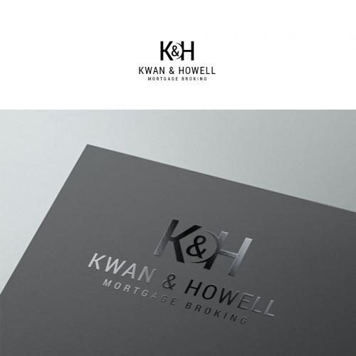 kwan howell logo - Graphic Design Names Ideas