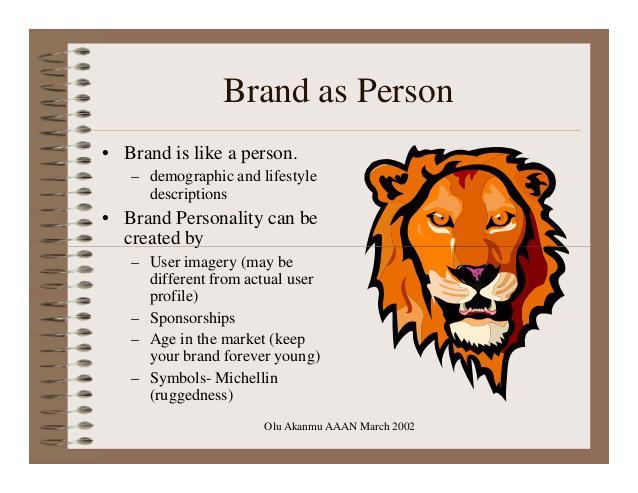 Brand Person logo