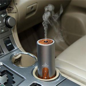 Portable car air purifier
