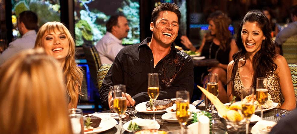 Restaurant-Party