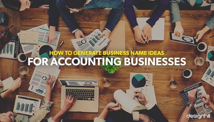 How To Generate Business Name Ideas For Accounting Businesses