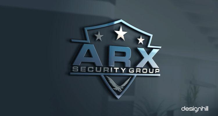 ABX logo design