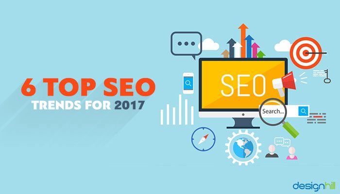 [Infographic] 6 Top SEO Trends For 2017