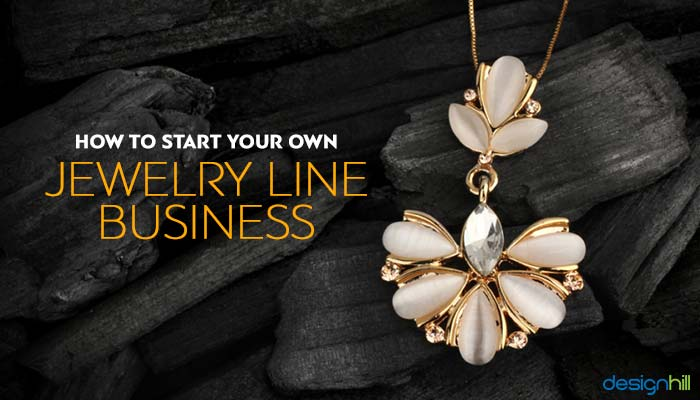 how to start your own jewelry line business