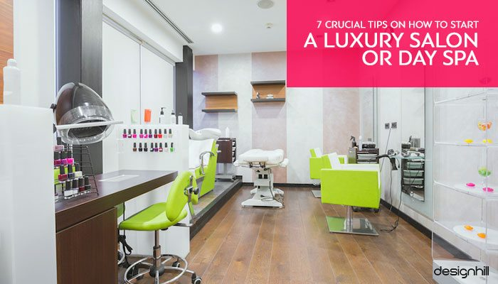 Luxury Salon or Day Spa