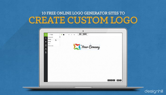 10 Free Online Logo Generator Sites To Create Custom Logo
