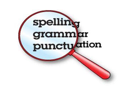Checking Spellings