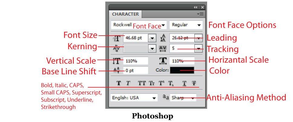 Customize Font