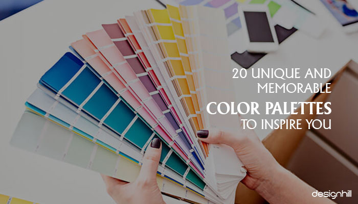 Memorable Color Palettes