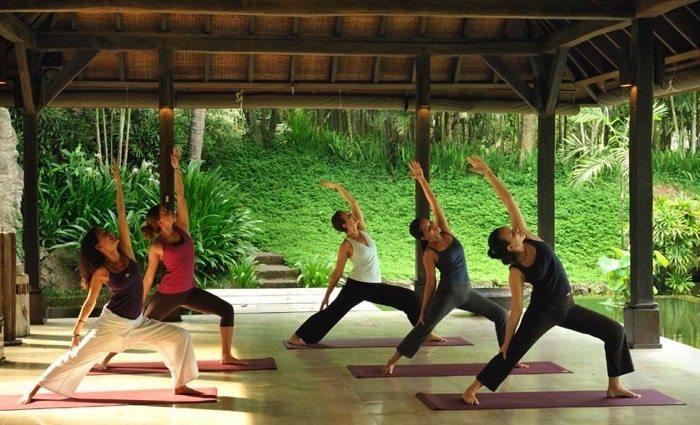 Yoga Perfect Location