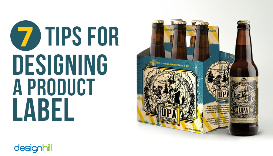 7 Tips For Designing A Product Label
