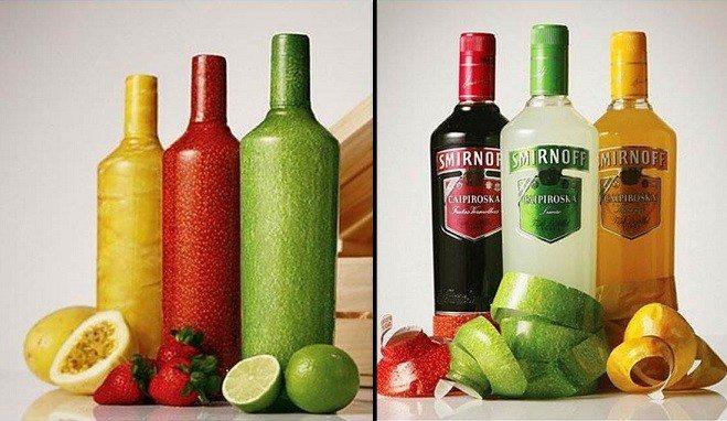 Smirnoff Packaging Design