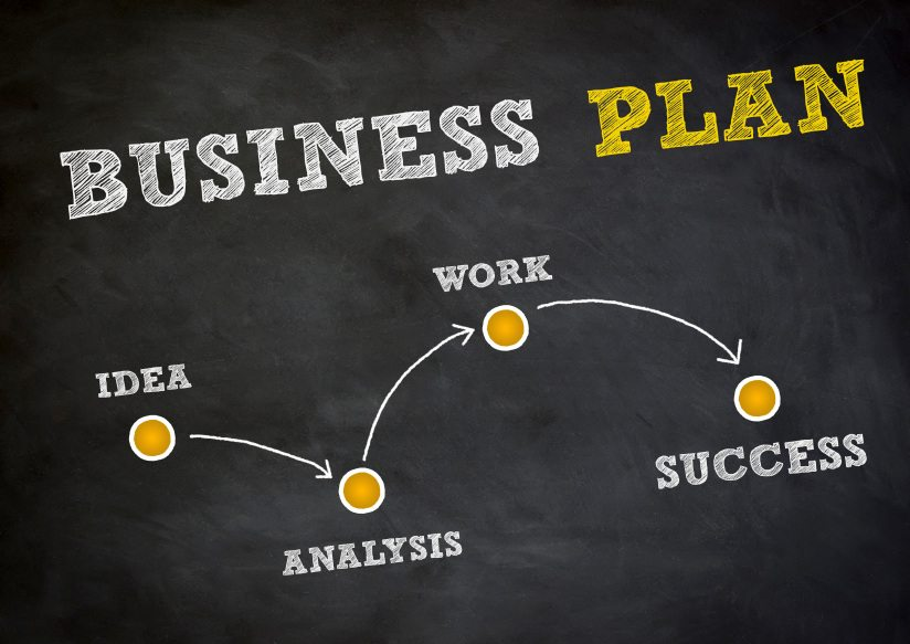 Business plan starting salon