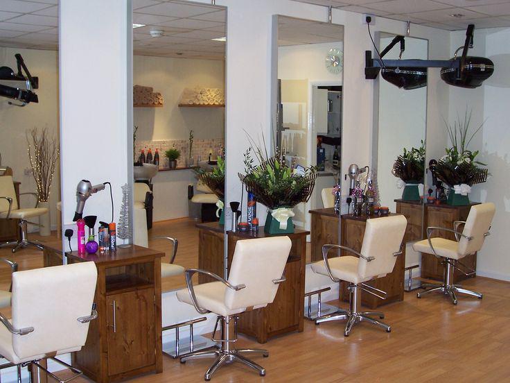 esigning the salon