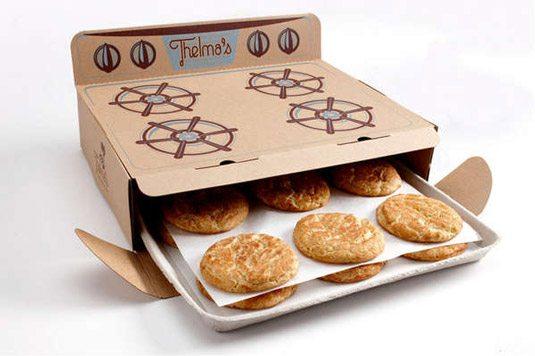 foods packaging design
