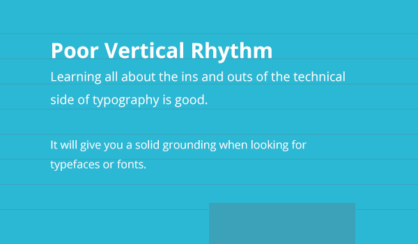 vertical-rhythm