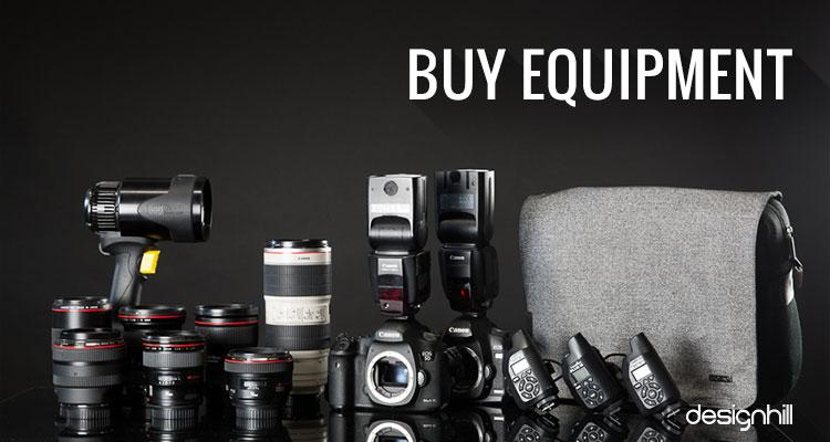 Buy Equipment