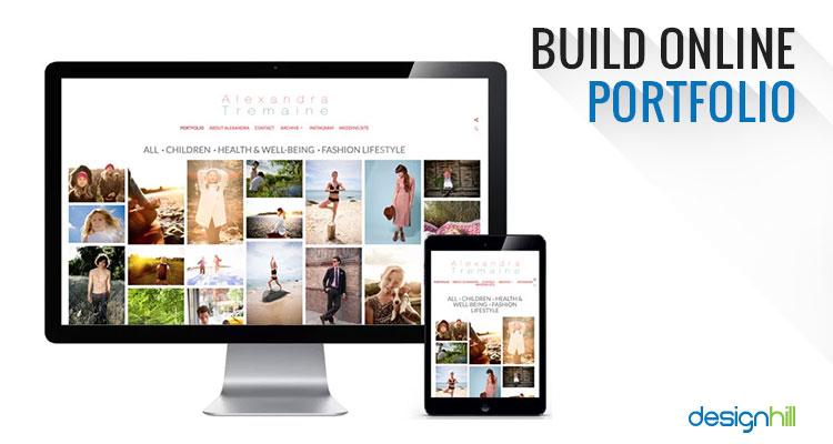 Build Online Portfolio