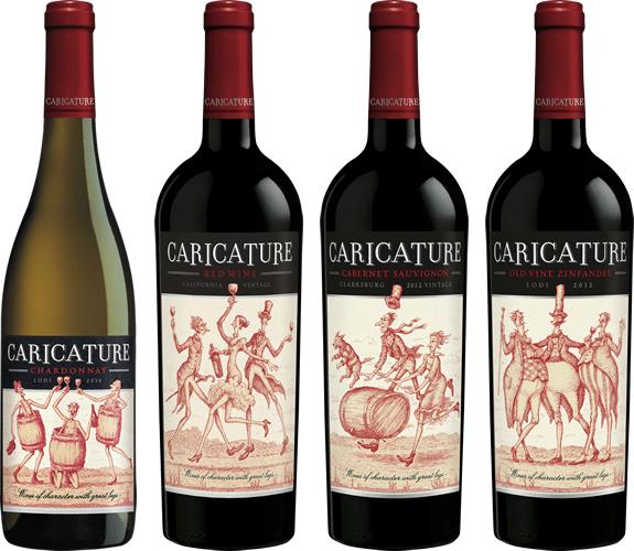 Caricature Wine