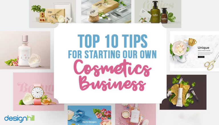 Starting Your Own Cosmetics Business