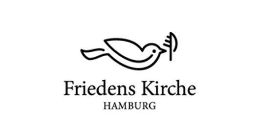 Friedens Kirche Hamburg logo