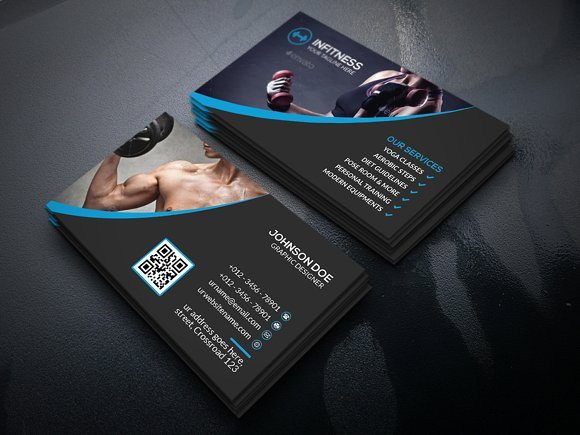12 promotion and marketing idea to sell more fitness memberships business card colourmoves