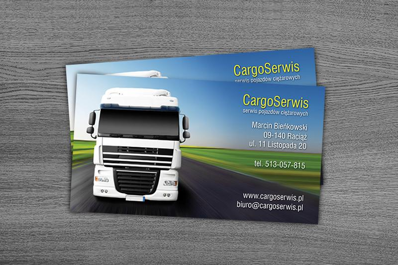 Step by step guide to promote a transportation business business card colourmoves
