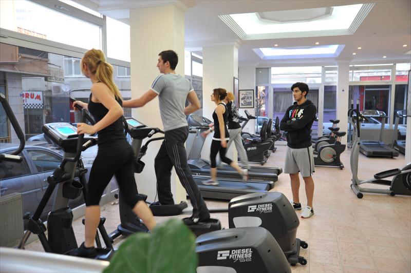 gym centre