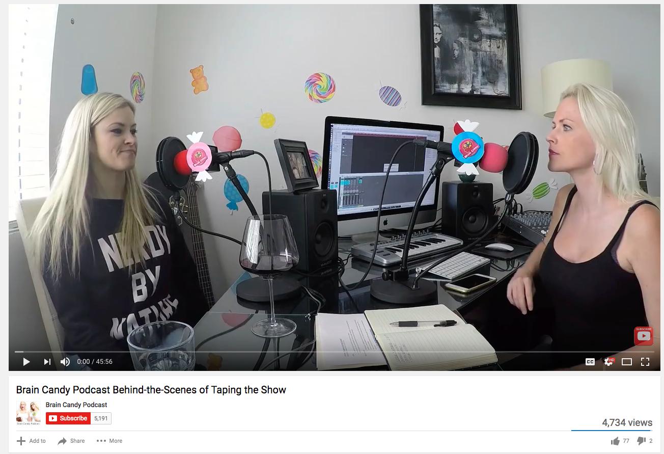 podcast likes