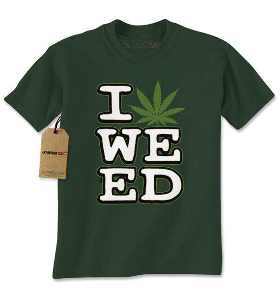 cannabis business promotion through t-shirt design