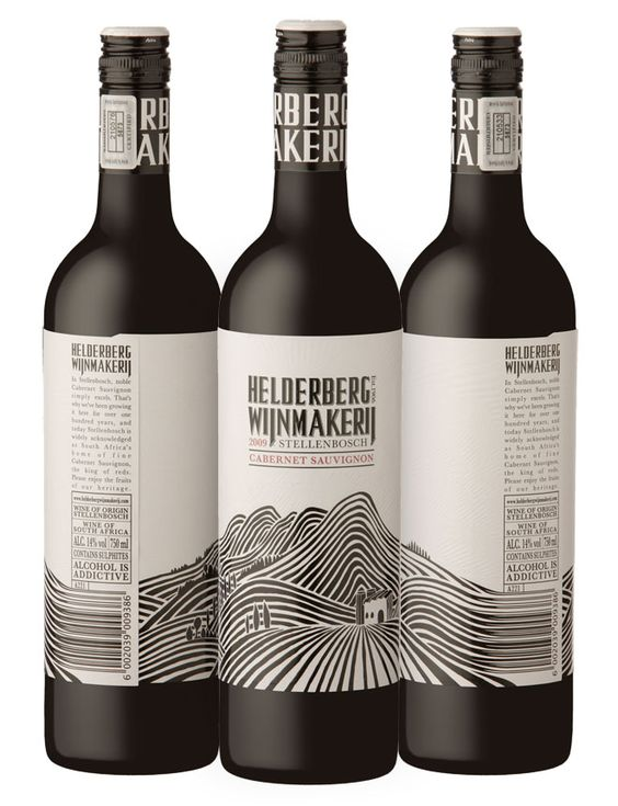 30 eye catching wine label designs for inspiration