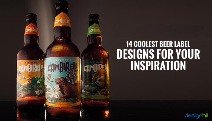 14 Coolest Beer Label Designs For Your Inspiration Designhill