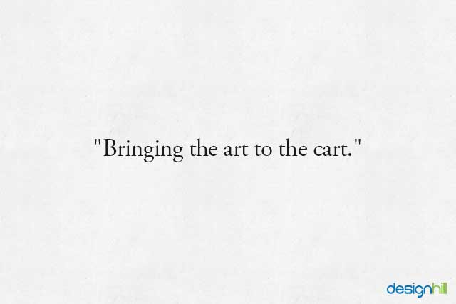 Bringing the art