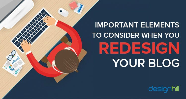 Redesign Your Blog